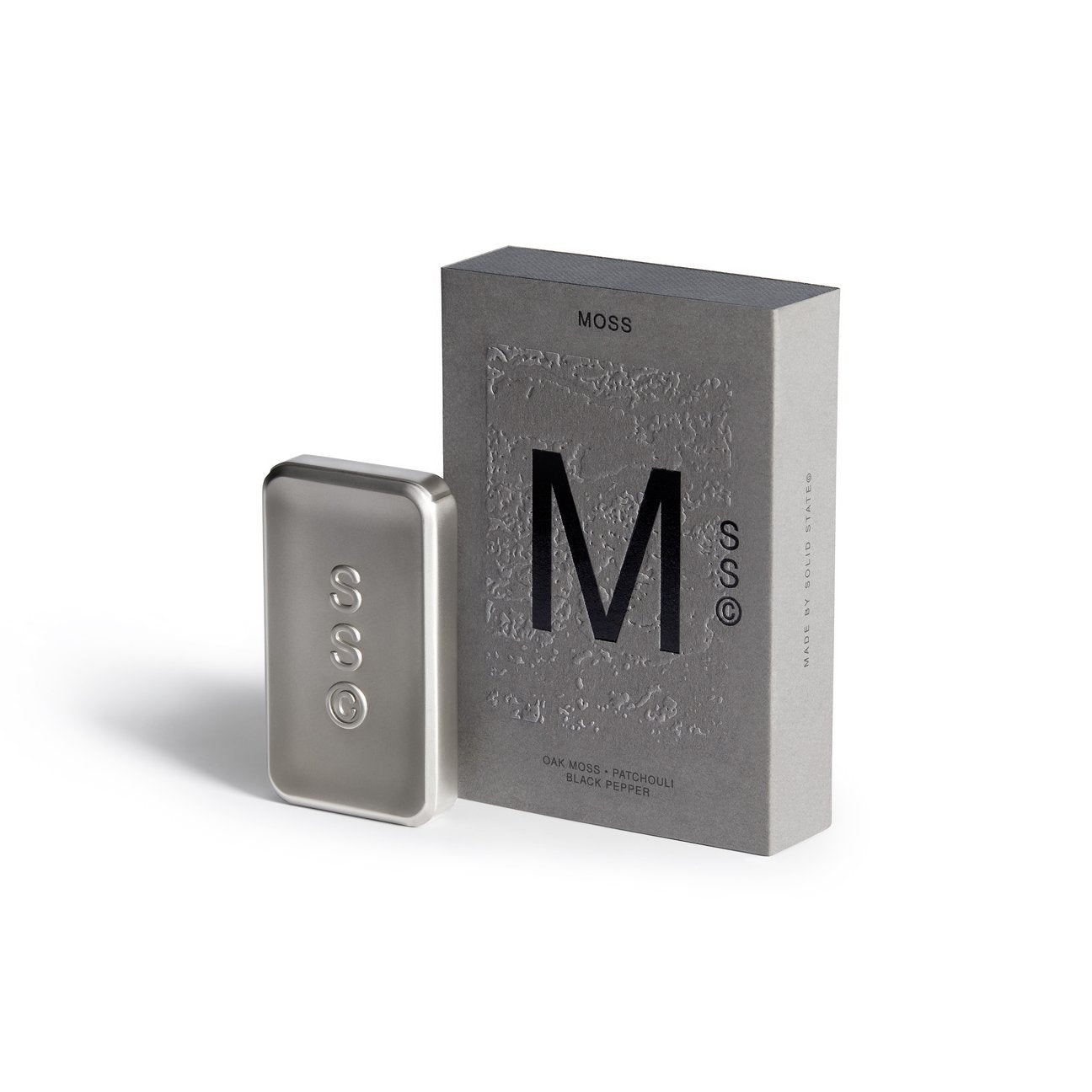 Solid State | Premium Solid Cologne | Moss