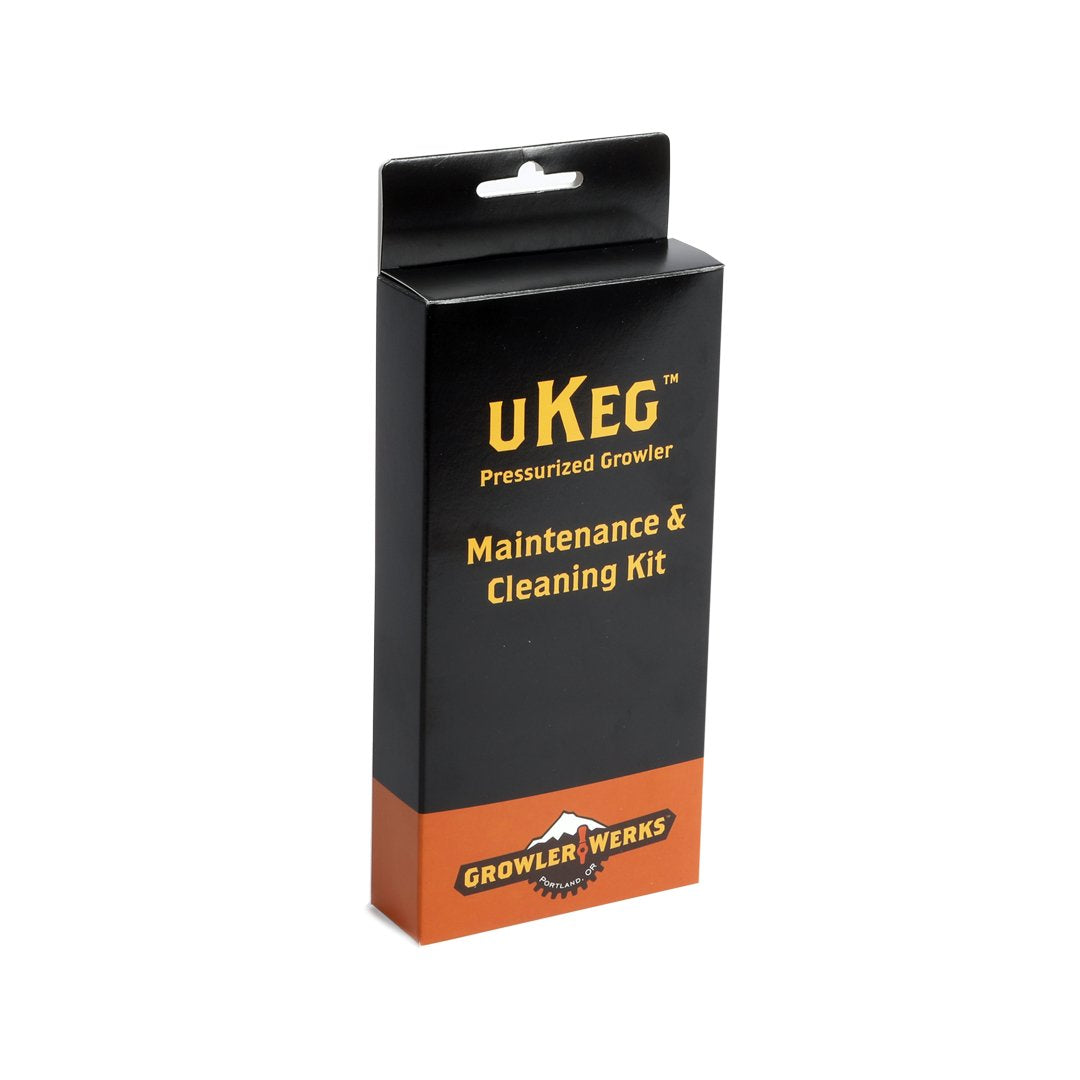 GrowlerWerks uKeg Maintenance & Cleaning Kit