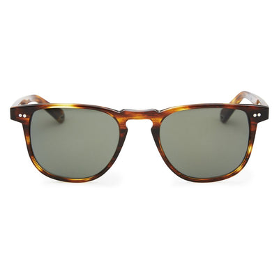 Pacifico Optical Blair - Burnt Oak with Grey Lens