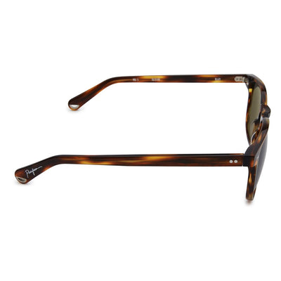 Pacifico Optical Blair - Burnt Oak with Polarised Grey Lens