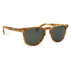 Pacifico Optical Blair - Blonde Havana with Green Lens