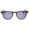Pacifico Optical Campbell - Burnt Oak with Blue Lens
