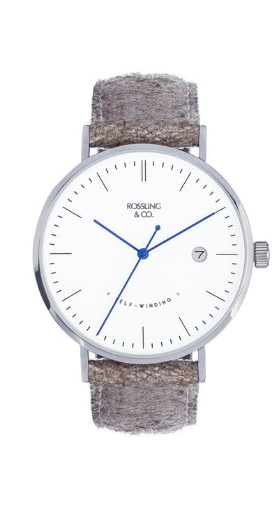 Rossling & Co. Classic Midnight Mesh 40mm Aberdeen