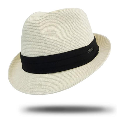 Stanton Hats Laurence Fine Toyo Trilby