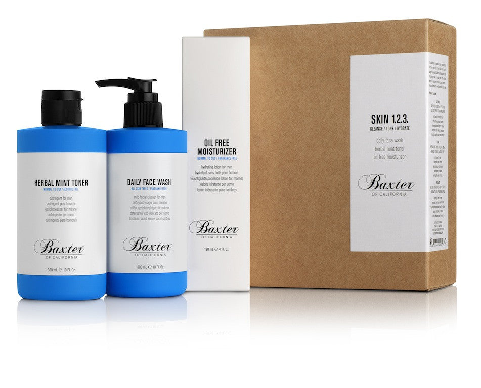 Baxter of California Skin Care 1.2.3 Kit