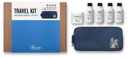 Baxter of California Travel Kit