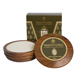 Truefitt and Hill Luxury Shave Soap & Bowl