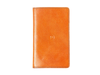 Danny P Leather Wallet and iPhone 6 PLUS Case Tan Blue