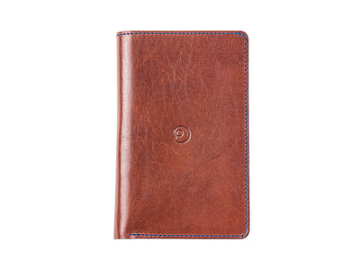 Danny P. Leather Wallet and iPhone 6/6s/7 Case Brown