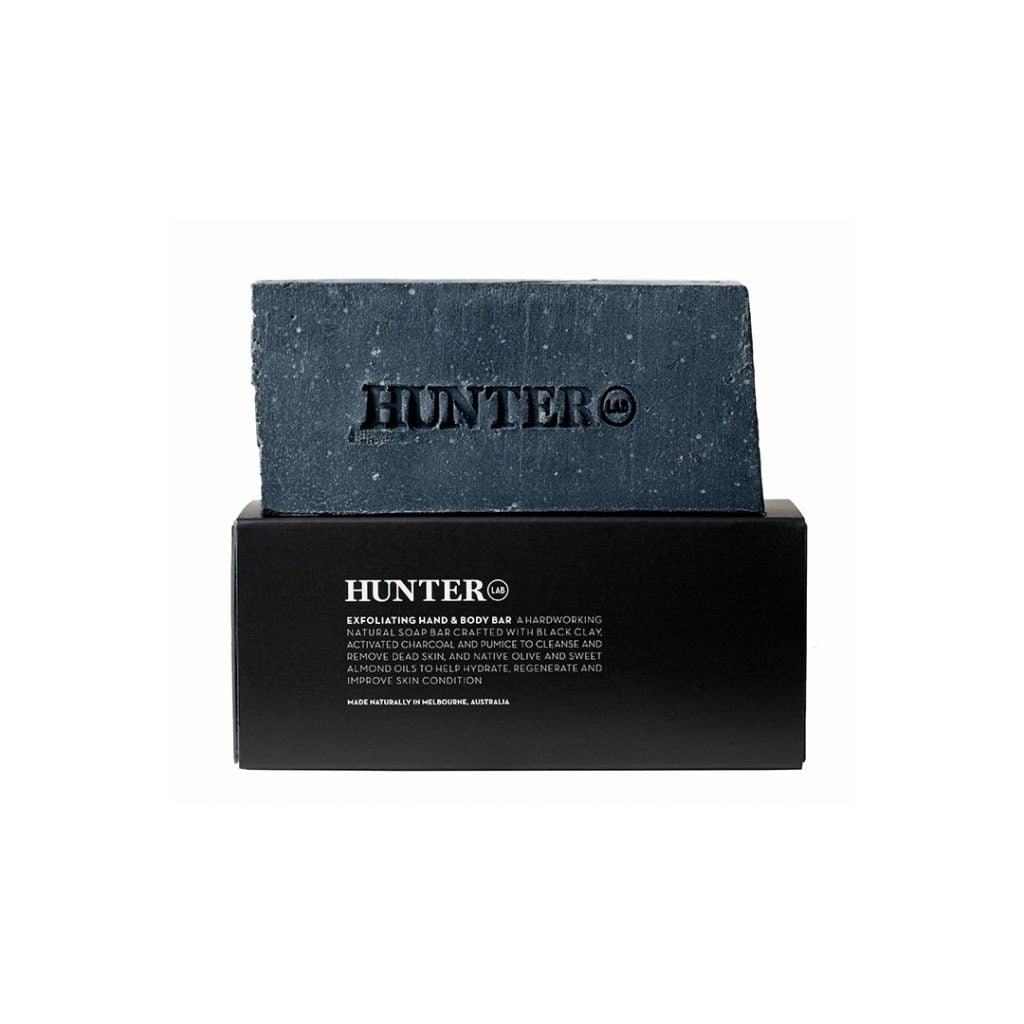 Hunter Lab Exfoliating Hand and Body Bar