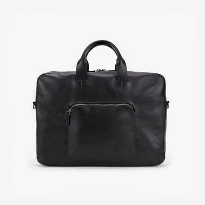 This Is Ground Framework Briefcase Black