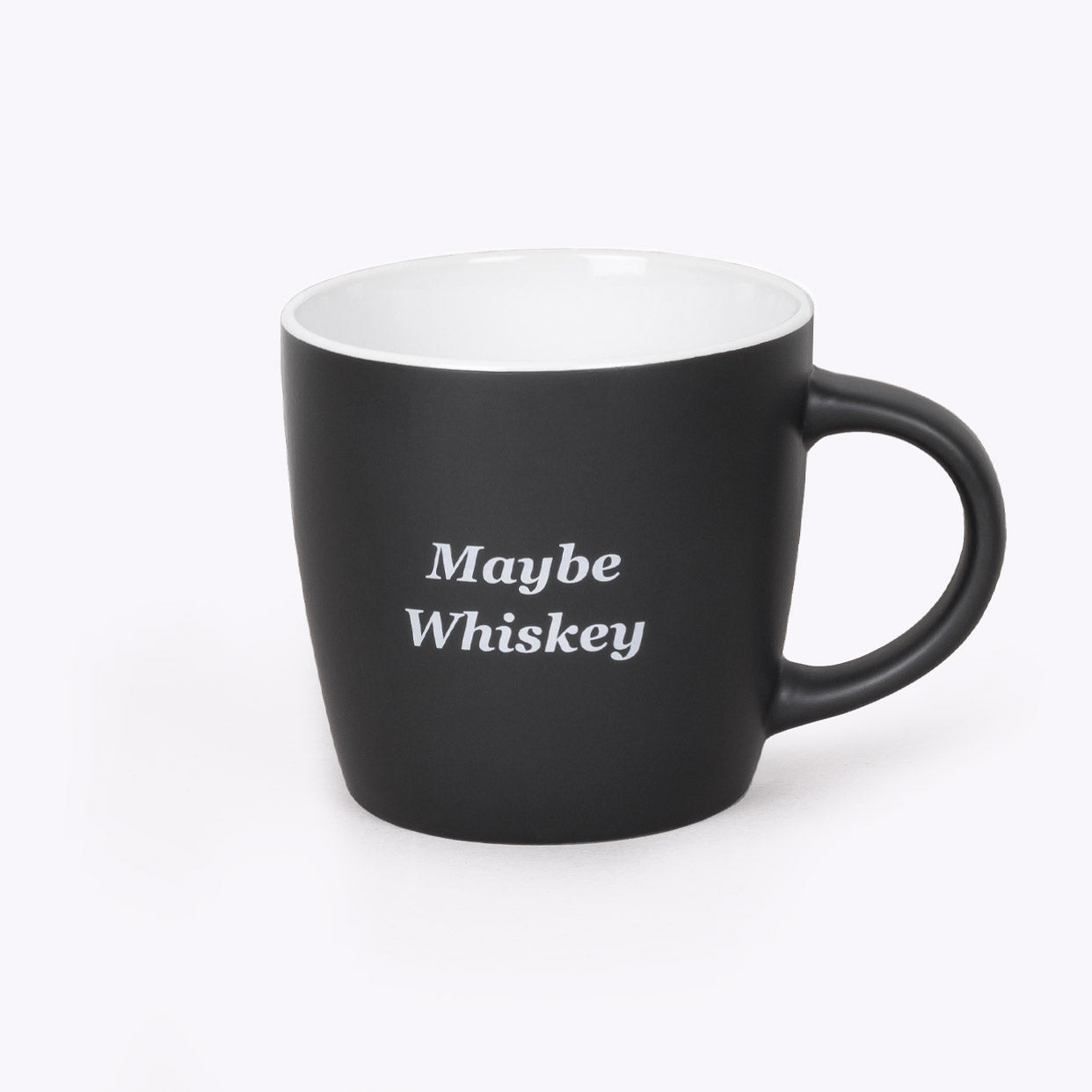 "Gallantoro ""Maybe Whiskey"" Coffee Mug"