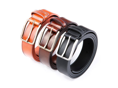 Danny P. Leather Belt