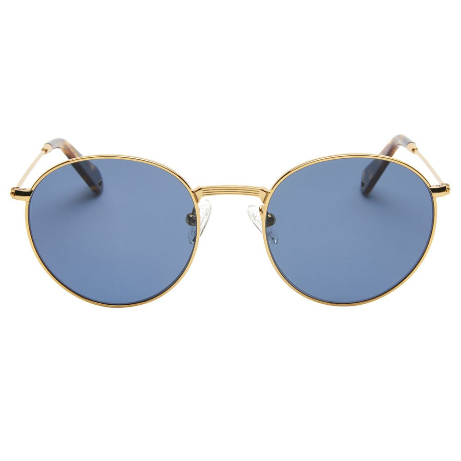 b5909f9cbc6 Pacifico Optical Dover - Vintage Gold with Polarised Aqua Lens