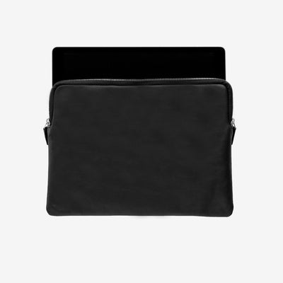 This Is Ground Tablet Sleeve 2 Charcoal Black