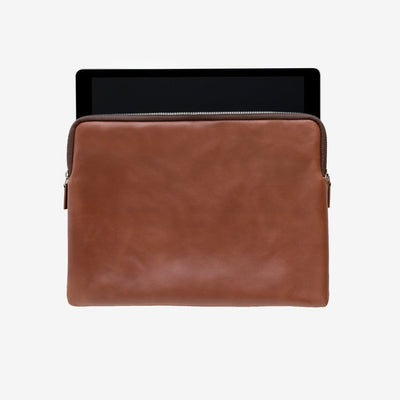 This Is Ground Tablet Sleeve 2 Cognac