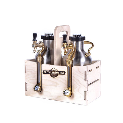 GrowlerWerks uKeg 64 Pro Pack