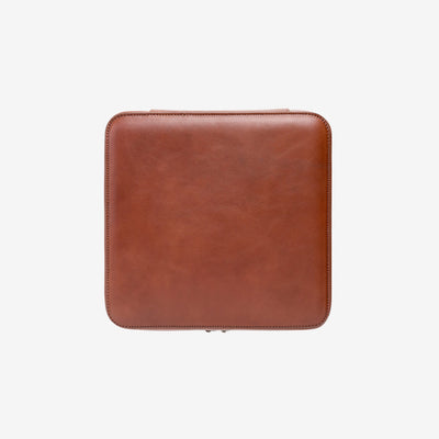 This Is Ground Tech Dopp Kit 2 Cognac