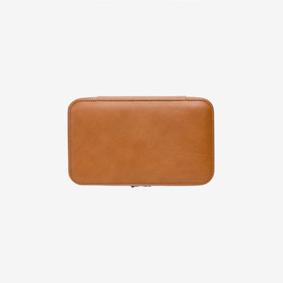 This Is Ground Tech Dopp Kit 2 Toffee Tan