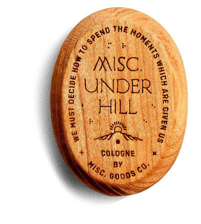 Misc. Goods Co. Cologne Underhill