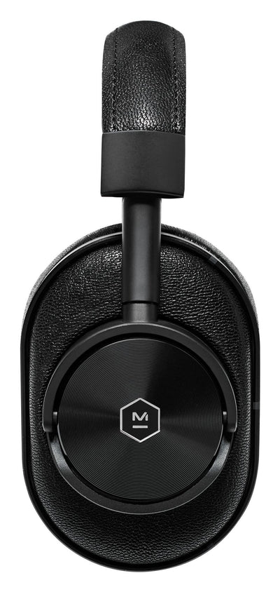 Master & Dynamic MH60 Over Ear Headphones Black Metal