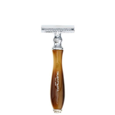 Truefitt and Hill Wellington Double Edged Safety Razor Horn