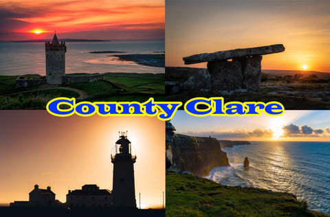 Postcards County Clare