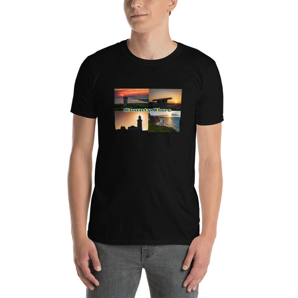 County Clare - Short-Sleeve Unisex T-Shirt