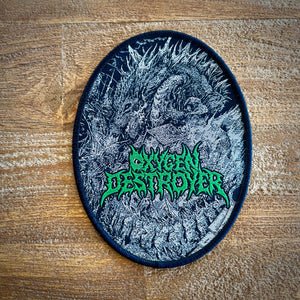 Oxygen Destroyer - Bestial Manifestations of Malevolence and Death