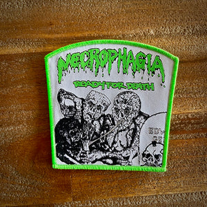 Necrophagia - Ready For Death