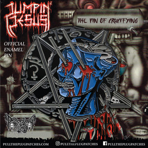 Jumpin' Jesus - The Art Of Crucifying
