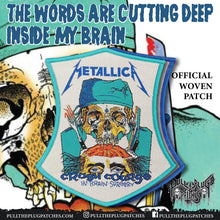 Load image into Gallery viewer, Metallica - Crash Course in Brain Surgery