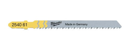 MILWAUKEE 4932373489 75 X 2.5 MM T 101 B SPLINTER FREE CUTTING BLADE - 25 PCS