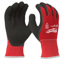 Load image into Gallery viewer, MILWAUKEE 4932471343 WINTER GLOVES CUT LEVEL 1 M