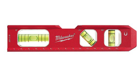 MILWAUKEE 4932459097 BILLET MAGNETIC TORPEDO LEVEL