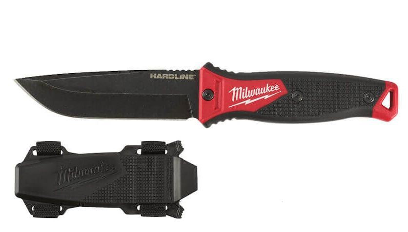 MILWAUKEE 4932464830 HARDLINE FIXED BLADE KNIFE