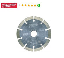Load image into Gallery viewer, MILWAUKEE 4932399522 DIAMOND CUTTING DISC DU 125