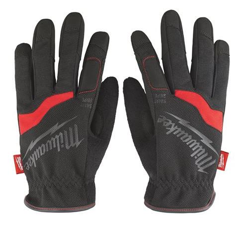 MILWAUKEE 48229713 FREE FLEX WORK GLOVES - SIZE XL