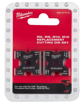 Load image into Gallery viewer, MILWAUKEE 4932471372 REPLACEMENT CUTTING DIES SET - M18BLTRC