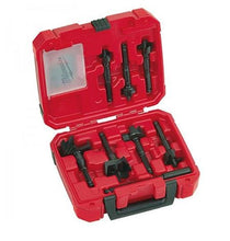 Load image into Gallery viewer, MILWAUKEE 492250130 7PC SELFEED BIT SET