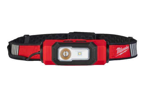 L4HL VIS-201 HI-VIS HARD HAT HEAD LAMP