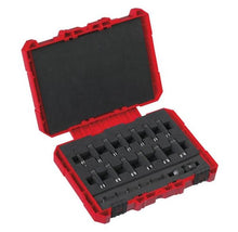 "Load image into Gallery viewer, MILWAUKEE 4932352862 21PC SHOCKWAVE IMPACT DUTY 1/4"" SOCKET SET"