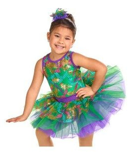 Curtain Call, Chasing Rainbows E2120 - Child Costume