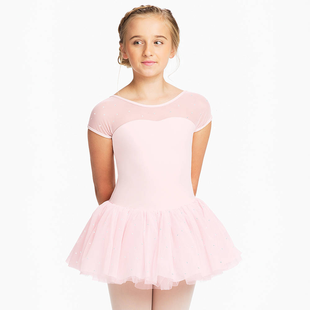 Capezio Child 4 layer Tutu Dress- 11268c