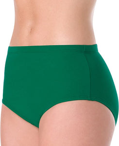 Adult & Child High Waist Dance Briefs