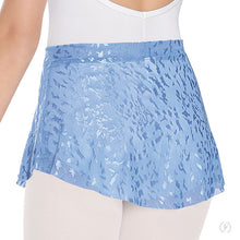 Load image into Gallery viewer, Eurotard Girl's, Impression Mesh, High Low Pull on Mini Ballet Skirt - 78121C Child