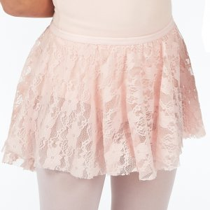 4436 Girls Lace Skirt - Dasha