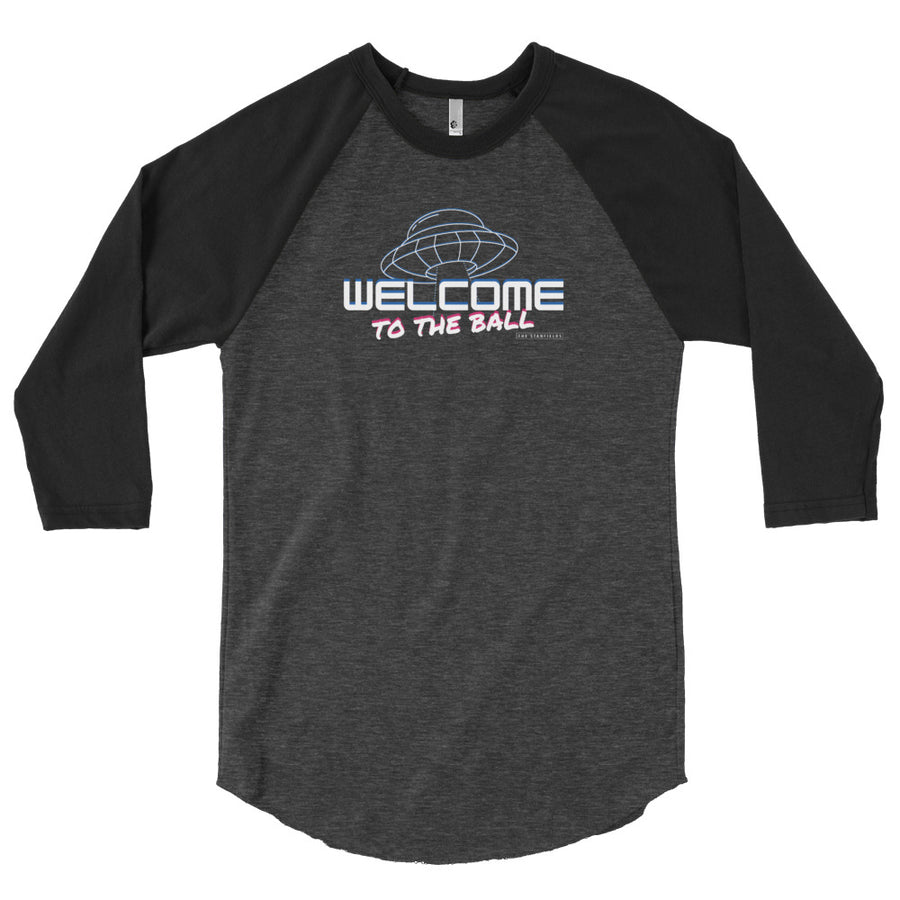 Welcome to the Ball 3/4 Sleeve Shirt