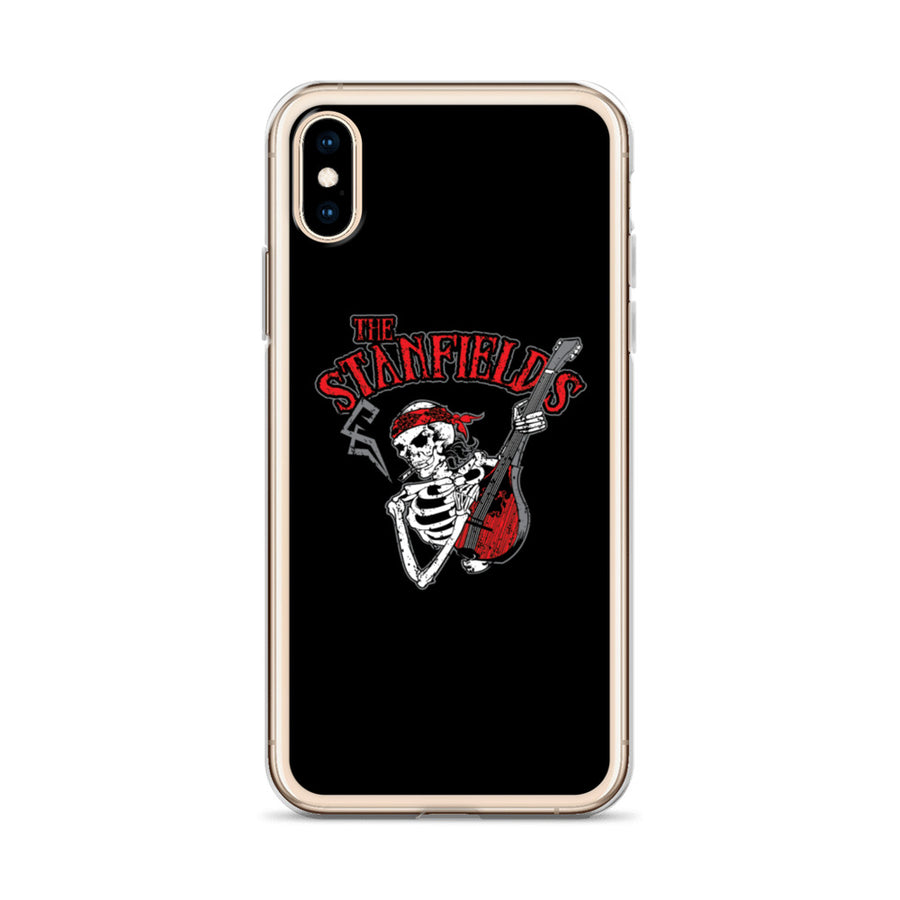 Classic Skeleton iPhone Case