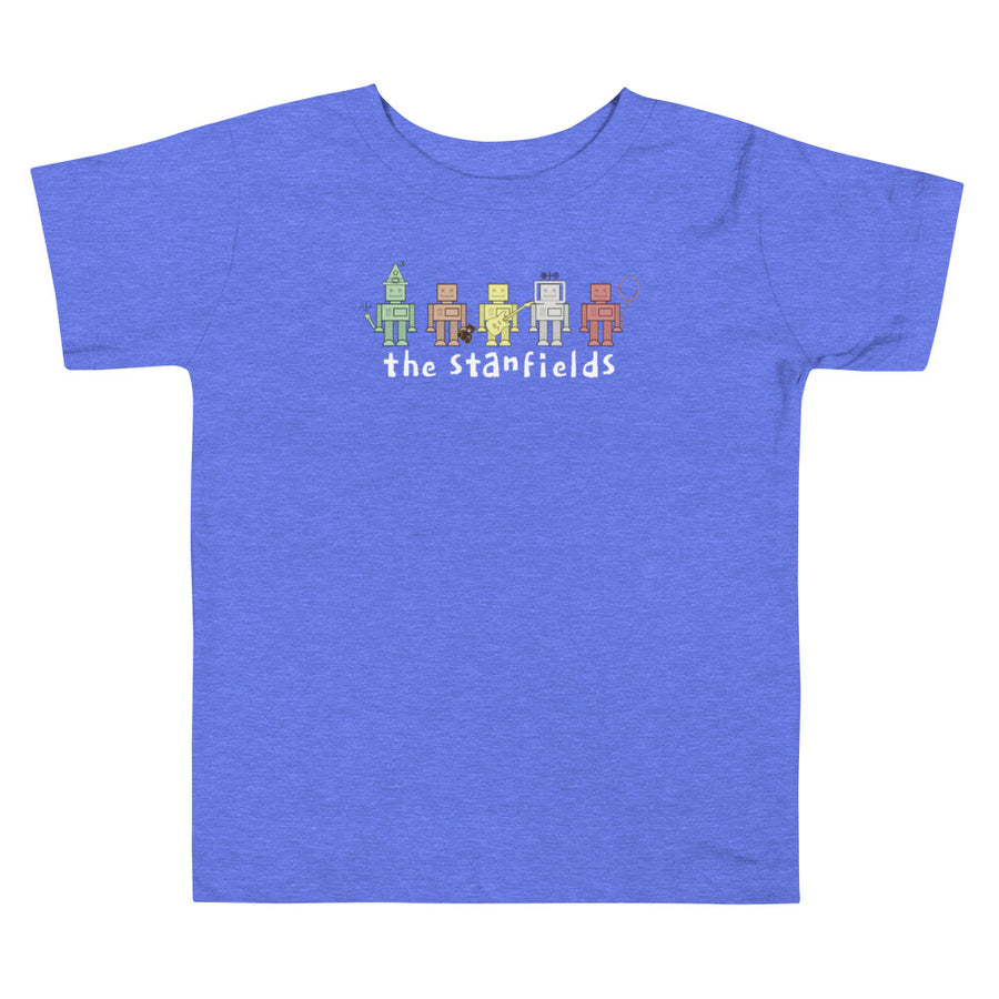 Robot Kids Toddler T-Shirt
